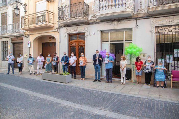 Jordi Mayor,alcalde de Cullera, dóna suport a les reivindicacions d'AFACU