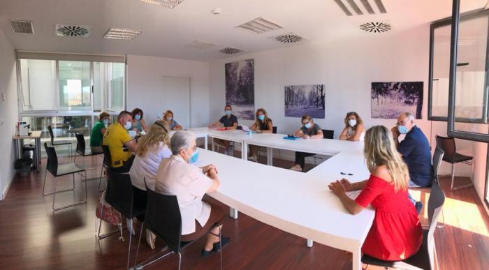 L'Ajuntament de Quart de Poblet ofereix espais als centres educatius i reforça el personal de neteja de cara al pròxim curs