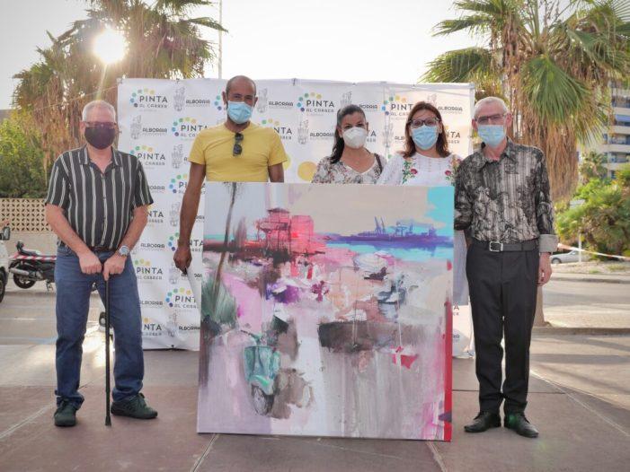Alboraia celebra el VII concurs de pintura 'Pinta al Carrer'