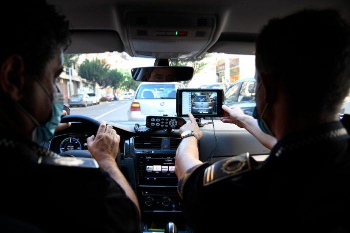 La Policia Local de Paiporta modernitza les seues ferramentes de treball amb cinc noves tauletes tàctils que incorporen la plataforma EuroCop Mobile
