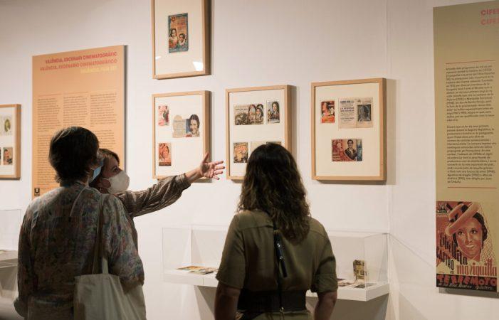 La Mostra de València-Cinema del Mediterrani organitza una exposició de programes de mà de cinema