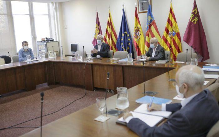 """L'alcalde de València, Joan Ribó, apel·la a la Confederació Hidrogràfica del Xúquer per a """"solucionar definitivament els problemes hídrics de l'Albufera"""""""