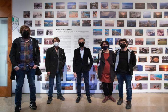 El Centre del Carme unix art, ciència i tecnologia contra la destrucció del mar Menor