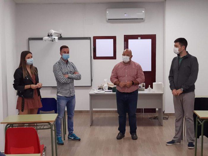 L'Ajuntament de Turís comença el programa Jove Oportunitat