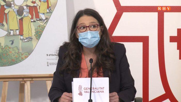 El Consell atorga l'Alta Distinció de la Generalitat al poble valencià pel seu paper crucial per a previndre i contindre la transmissió del coronavirus