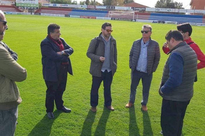 Nova ressembra al terreny de joc del Luis Suñer d'Alzira