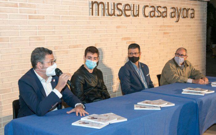 El llibre 'De la Vega, un pilotari' es va presentar ahir a Almussafes