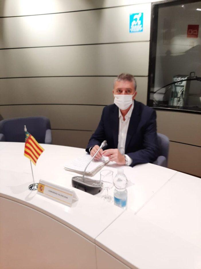La Comunitat Valenciana rebrà 110 milions per a realitzar cursos de formació professional per l'ocupació