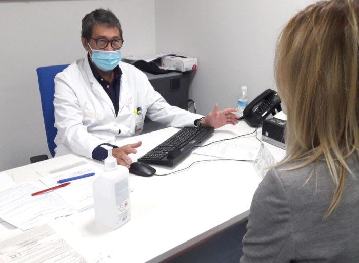 L'Hospital de la Ribera ha diagnosticat més de 200 nous casos de càncer de mama en 2019