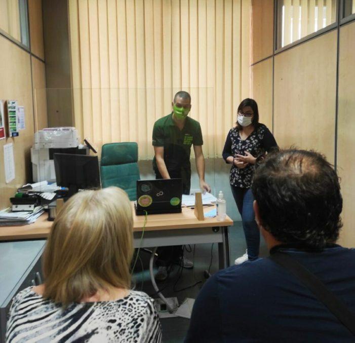 L'Oficina Verda torna a Bonrepòs i Mirambell per a ajudar a estalviar al veïnat