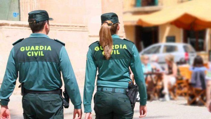 La Guàrdia Civil deté a un home implicat en un robatori amb violència i intimidació a una dona que exercia la prostitució