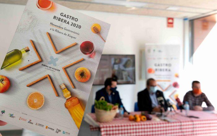 Gastro Ribera convida a descobrir tot el sabor de la Ribera de Xúquer
