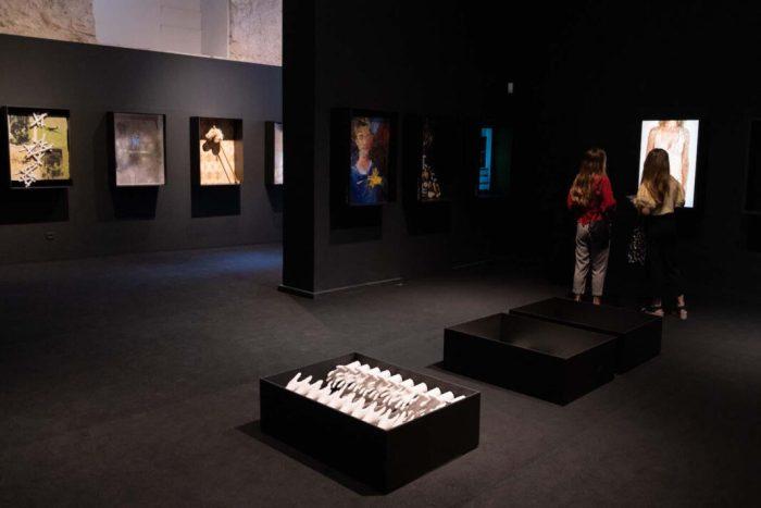 63 dies de confinament a través de la mirada de 26 artistes en una exposició en La Nau de la Universitat