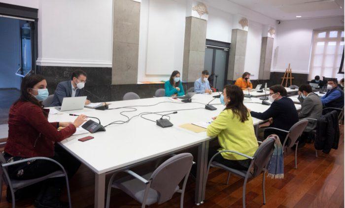 El Pressupost per a 2021 de València manté les inversions en obra pública per a estimular l'economia i activar l'ocupació