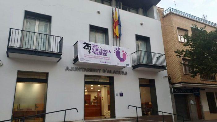L'Ajuntament d'Alaquàs celebrarà demà 25 de Novembre el Dia Internacional de l'Eliminació de la Violència