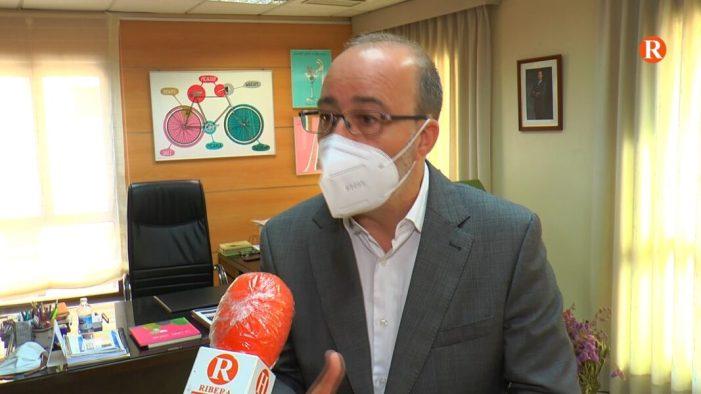Alzira frega els 1200 casos per cada 100.000 habitants