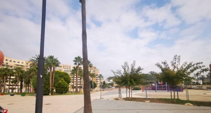 Cs Alzira exigeix que es netege la zona de la plaça de Cartonatges
