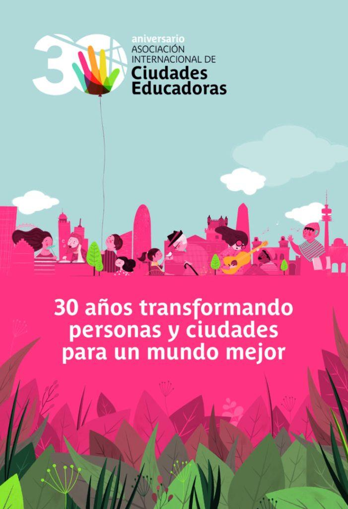 Alaquàs se suma hui a la commemoració del 30 Aniversari del Dia Internacional de Ciutats Educadores