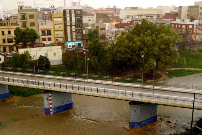 El PSPV de Paiporta presenta una moció per a instar a la Confederació Hidrogràfica del Xúquer a l'actuació urgent i permanent en els àmbits de la seua competència