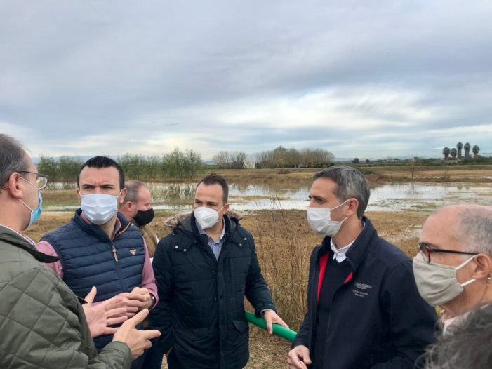 Mompó (PP) exigeix a Sánchez i a Puig que «atenguen a tots els afectats per les pluges» i demana que «no deixen una altra vegada sols als alcaldes»