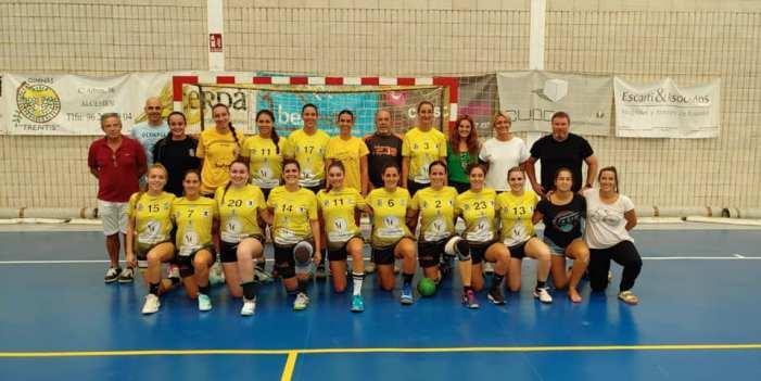 L'Alcúdia-Maristes represa la competició guanyant al CH Picassent després d'una gran resposta en la segona part (25-27)