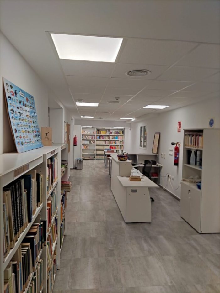 Alcàntera de Xúquer s'integra a la Xarxa de Biblioteques i Agències de Lectura de la Generalitat Valenciana