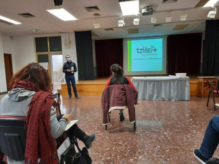 """El personal tècnic municipal de Quart de Poblet es forma en el taller participatiu """"Salut en totes les edats i en totes les polítiques"""""""