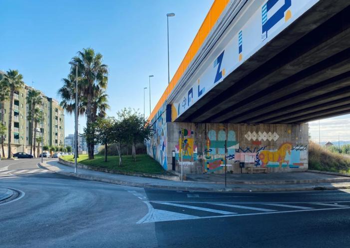Millora de la qualitat acústica en l'entorn de la CV-50 a Alzira