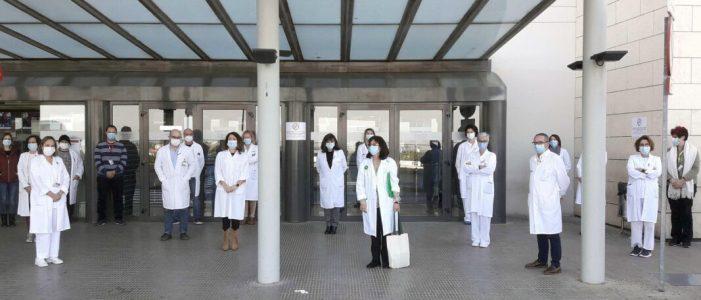 El Departament de Salut de la Ribera se suma a la commemoració del 25N