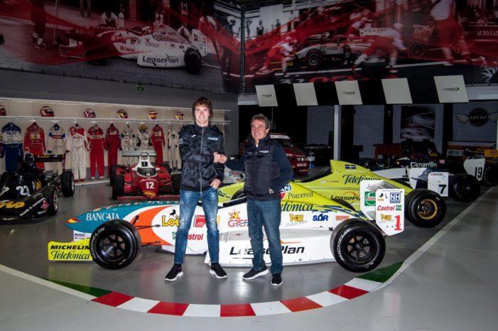 Ralph Boschung amb Campos Racing en l'última cita de FIA Formula 2