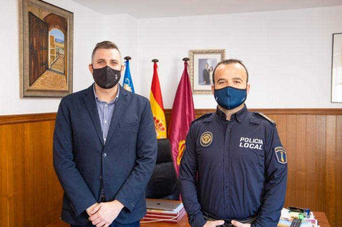 Cullera incorpora dos agents a la Policia Local