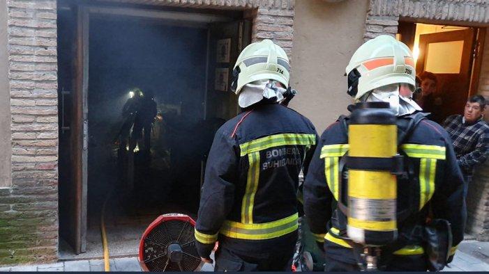 Els bombers de nova incorporació del Consorci es formen a l'IVASPE