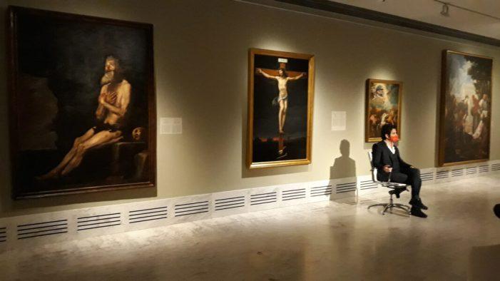El Museu de Belles Arts de València amplia la col·lecció permanent amb una sala de Barroc espanyol
