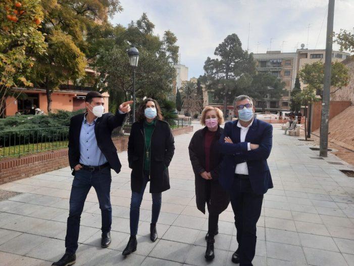 Caballero: 'L'Horta Nord Rep  més de 79 milions per a infraestructures, centres educatius i sanitaris'