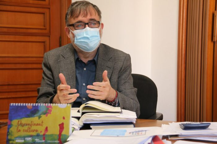 Comunicat de l'Alcalde de l'Alcúdia davant les dades de la COVID al poble