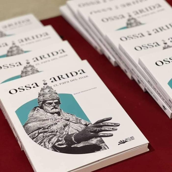 Bernat Montagud s'endinsa en els secrets papals amb la seua nova novel·la històrica