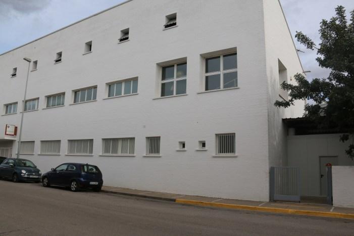L'Ajuntament de l'Alcúdia dota el centre de salut amb una zona de mostres PCR