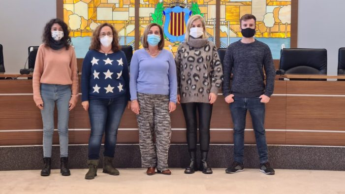 L'Ajuntament de Carlet contracta dos joves professionals menors de 30 anys