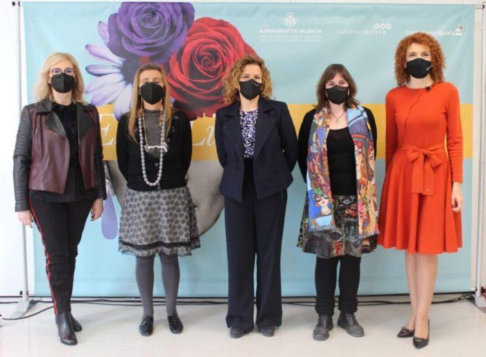 'Lideresses', el programa de foment del lideratge femení impulsat per l'Ajuntament de València, a través de València Activa