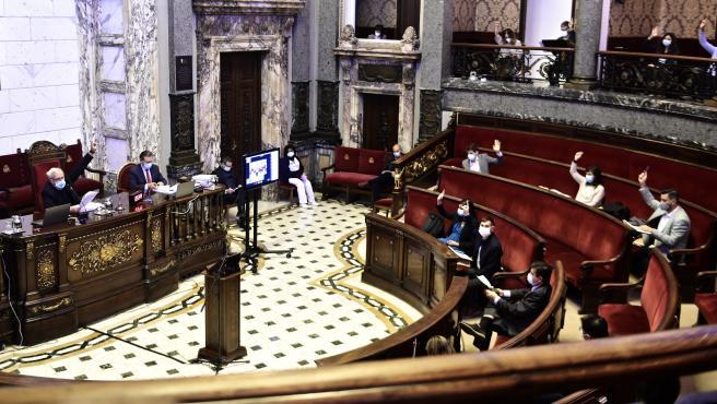 El Ple subrratlla que el conveni amb la Generalitat per Fira València no supossarà 'cap crebant patrimonial per a l'Ajuntament