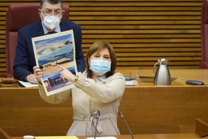 """Bonig acusa a Puig de """"no tindre cap pla sanitari ni econòmic davant la quarta ona"""""""