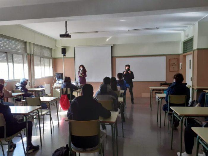 L'Ajuntament de Quart de Poblet treballa la salut emocional de la joventut amb diferents tallers en els centres escolars