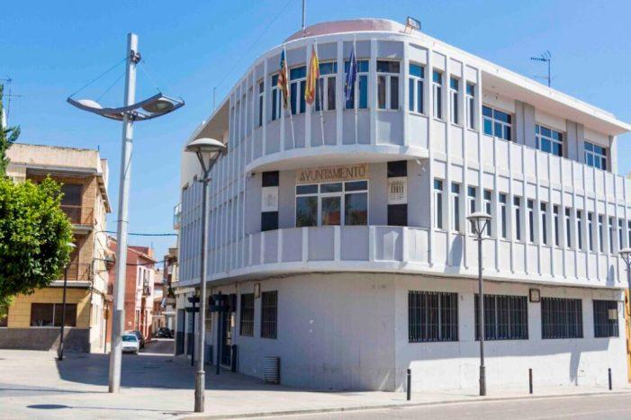 L'Ajuntament de Picassent manté els terminis de pagament de l'IBI que modificà en 2020