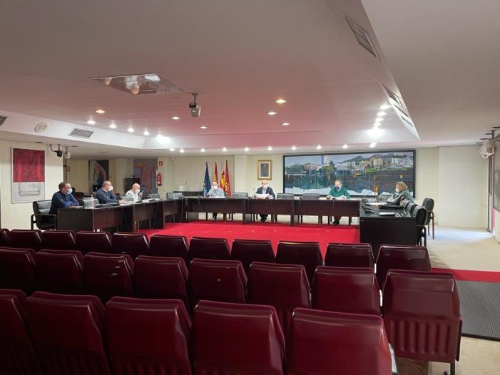 L'Ajuntament d'Alzira comença a pagar les ajudes del pla Resistir