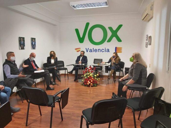 El President de SOS Hostaleria ha informat els diputats de VOX que presentaran recursos contra el Govern d'Espanya