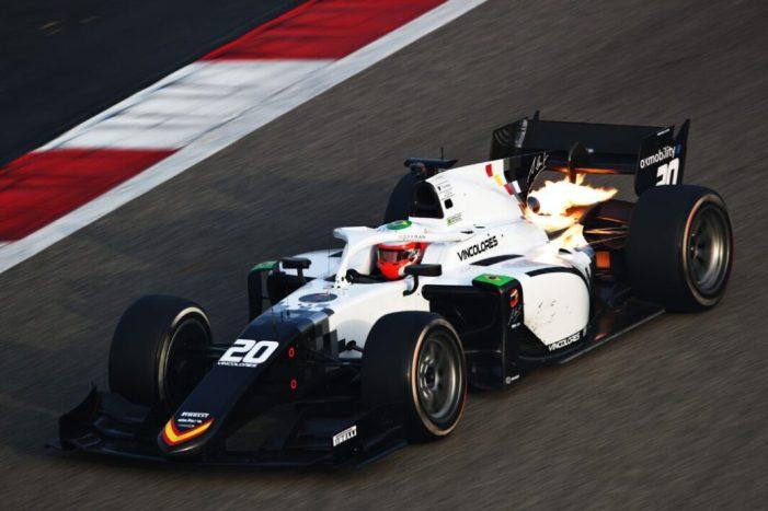 L'escuderia alzirenya Campos Racing demostra el seu potencial en els test de pretemporada de FIA Formula 2