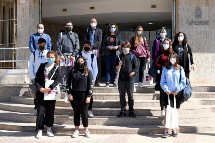 """L'IES La Sénia de Paiporta es prepara per a rebre l'estudiantat europeu del projecte Erasmus+ """"Guide the guide"""""""