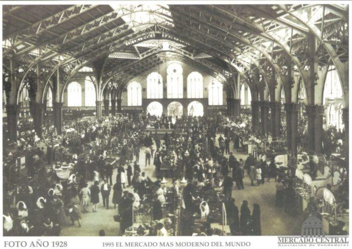 El Mercat Central compleix hui 93 anys