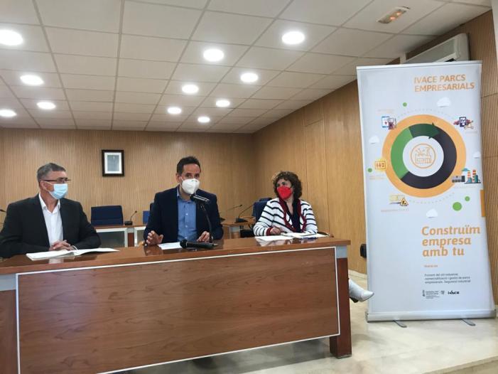 Foios invertirà 360.000 € en la modernització del polígon de la Jutera i del Molí