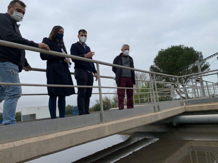 València inverteix 125.000 € en la depuradora del Perellonet per a cobrir l'augment de població a l'estiu